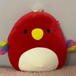 Paco the parrot squishmallow